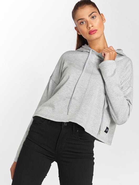 Sixth June Hoodie Ultra Oversized grey