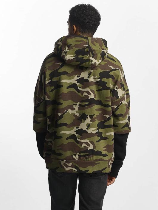 Sixth June Hoody Double Sleeve camouflage
