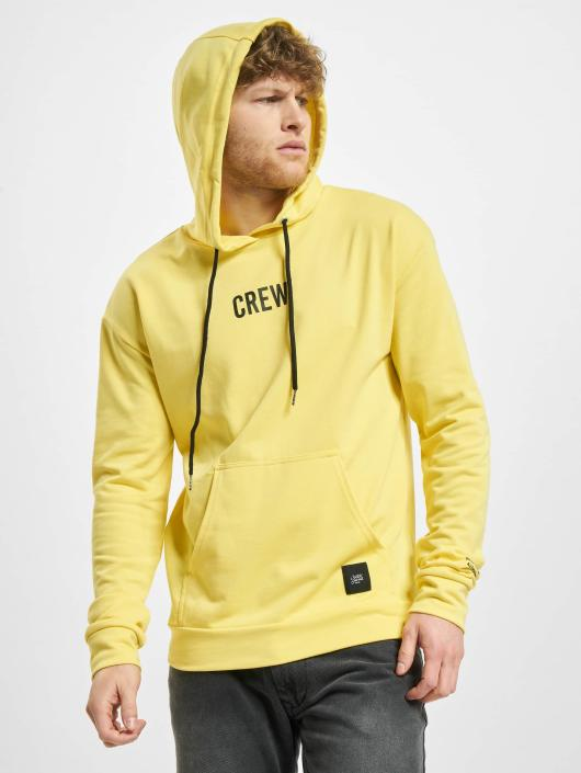 Sixth June Hoody Crew geel