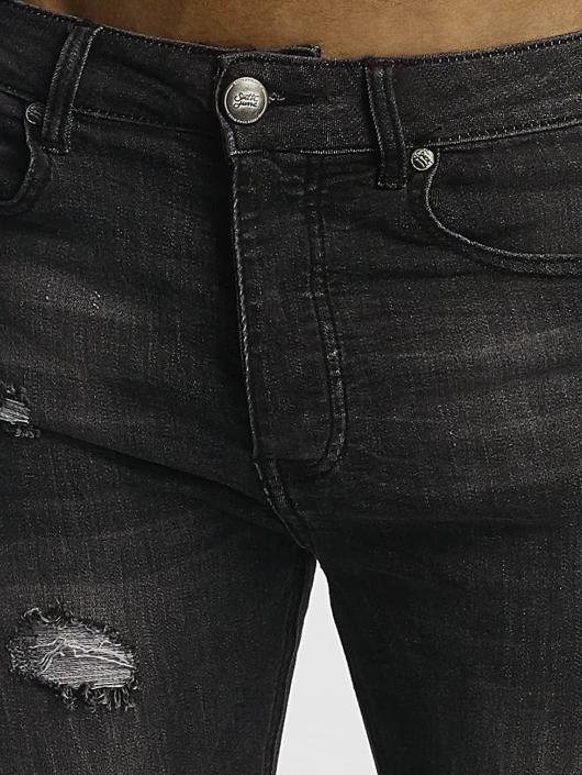 Sixth June Jean slim Classic gris