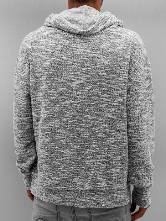 Sixth June Jumper Oversize Sweat With Big Collar grey
