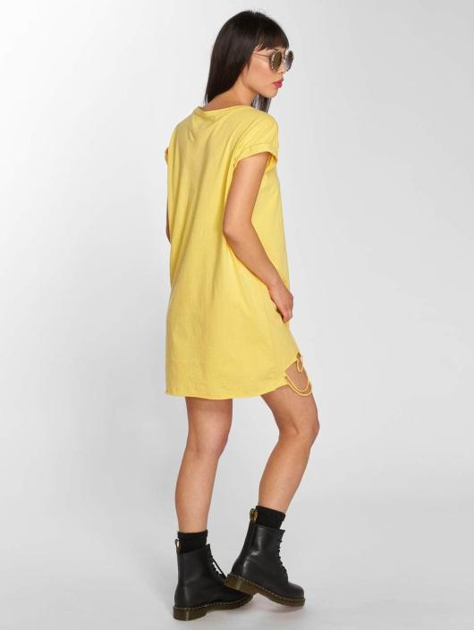 Sixth June Klær Dress gul