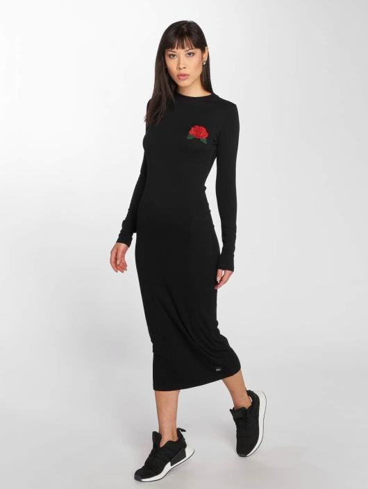 Sixth June Kleid Rose schwarz