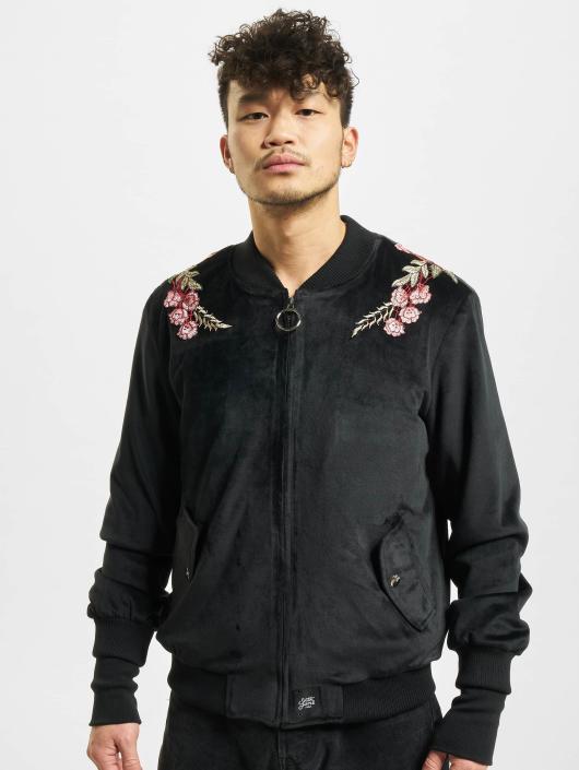 Sixth June Lightweight Jacket Roses black