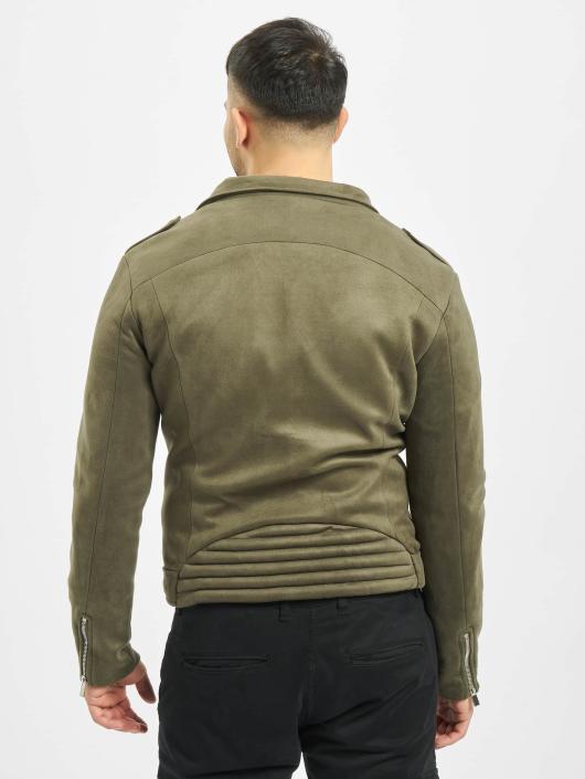 Sixth June Lightweight Jacket Transition khaki