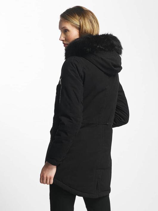 Sixth June Manteau hiver Oversize noir
