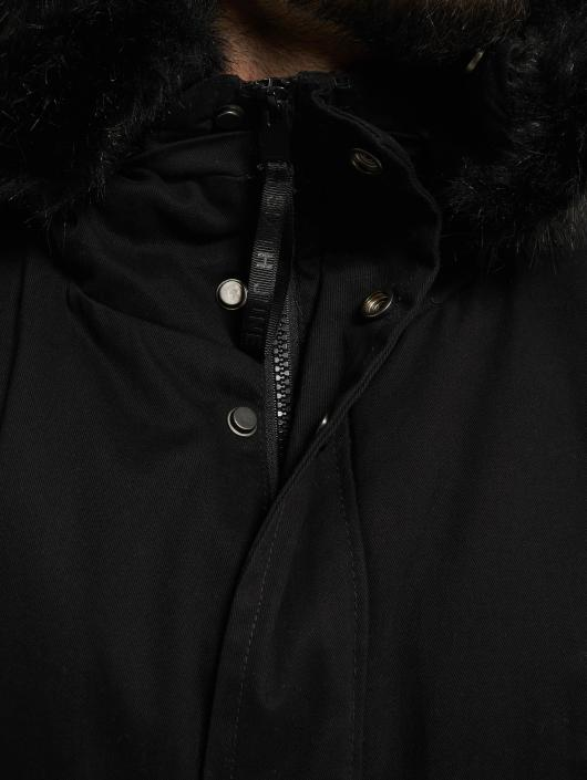 Sixth June Parka Fur noir