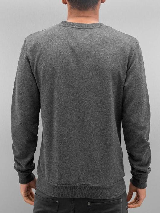 Sixth June Pullover Gris Fonce gray