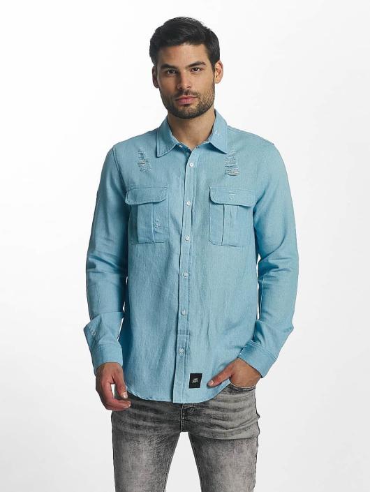 Sixth June Shirt Chemise blue