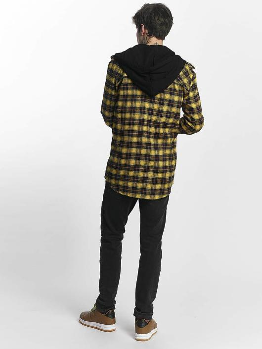 Sixth June Shirt Classic Flannel yellow