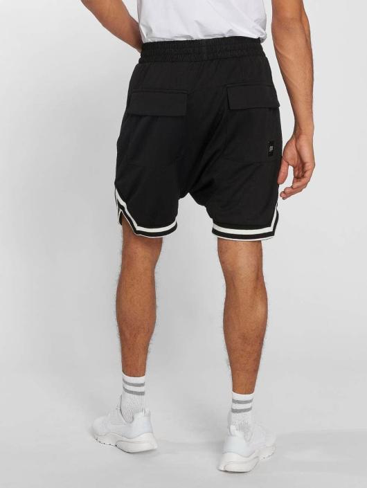 Sixth June Shorts Baseball schwarz