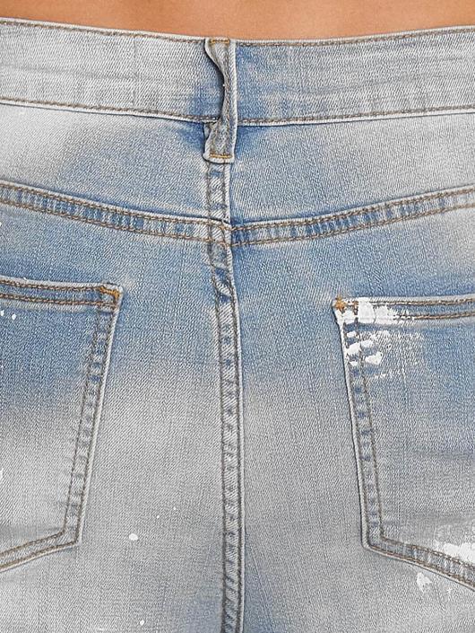 Sixth June Slim Fit -farkut Slim sininen