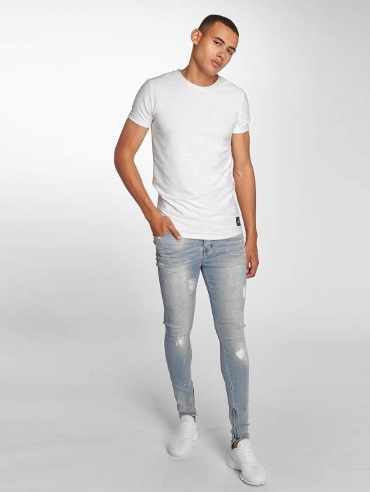 Sixth June Slim Fit Jeans Slim modrá