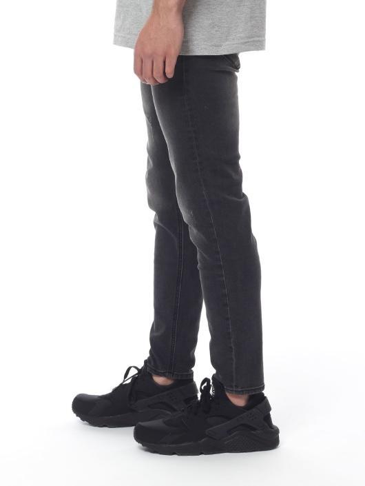 Sixth June Slim Fit Jeans Ninety Percent schwarz