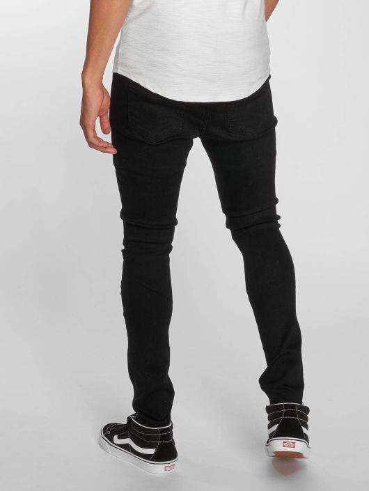 Sixth June Slim Fit Jeans Slim zwart