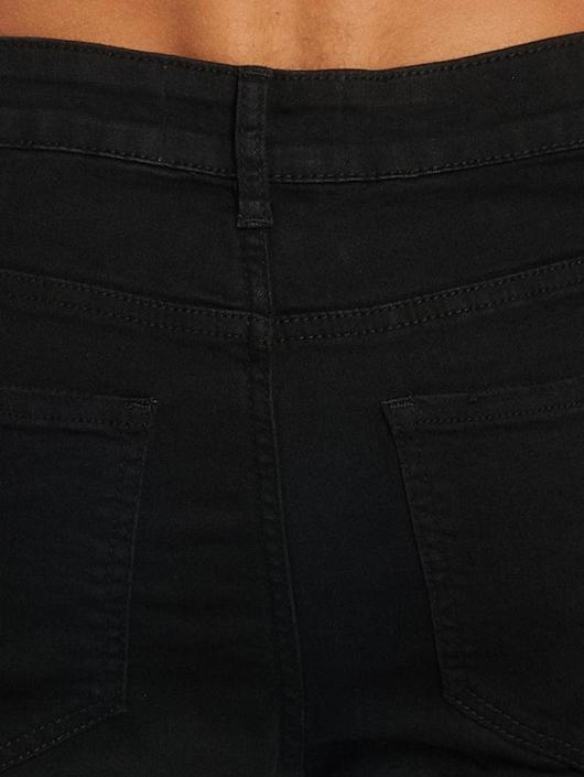 Sixth June Slim Fit Jeans Hudson zwart