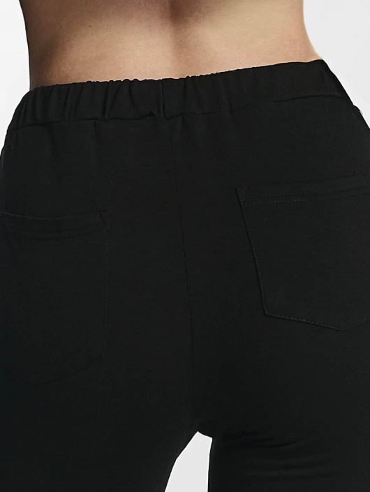 Sixth June Spodnie do joggingu Lace czarny
