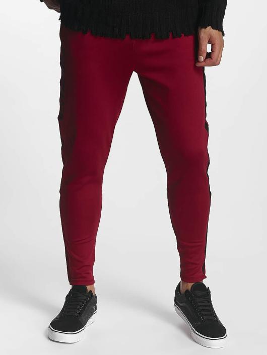 Sixth June Spodnie do joggingu Regular czerwony