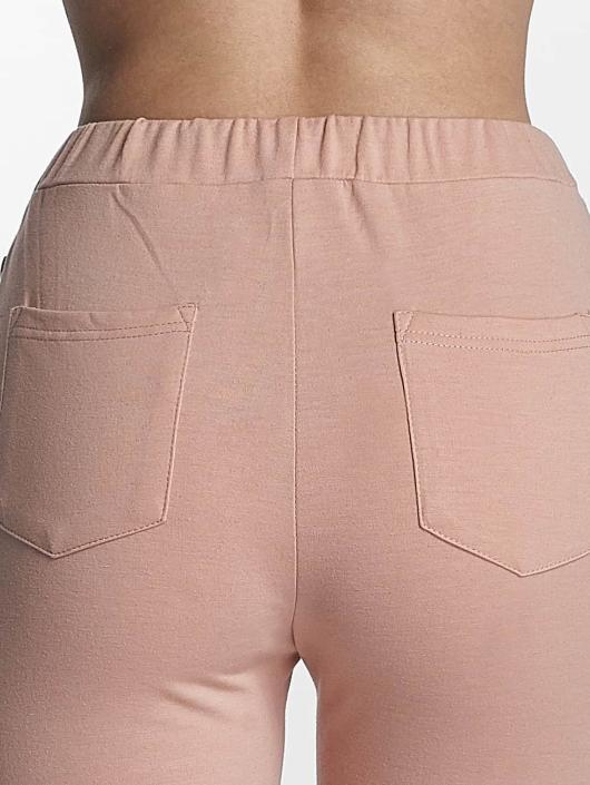 Sixth June Spodnie do joggingu Lace rózowy