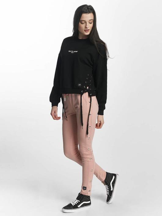 Sixth June Sweat & Pull Lace noir