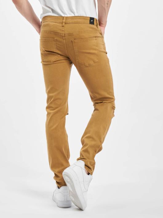 Sixth June Sweat Pant Jean Opened beige