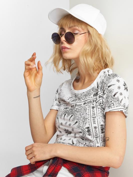 Sixth June T-Shirt Emilia blanc