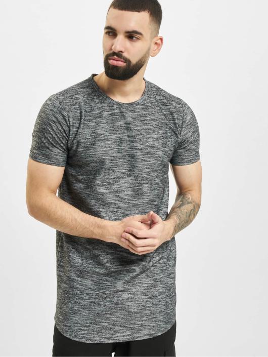 Sixth June T-Shirt Structure grau