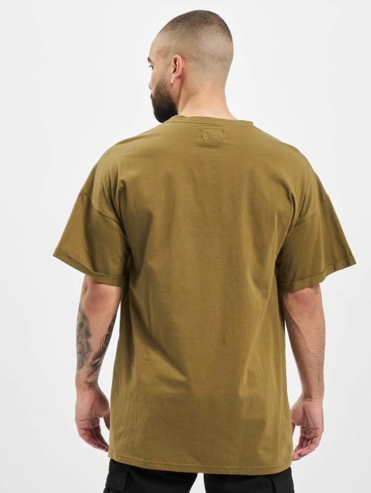 Sixth June T-Shirt DropShoulder khaki