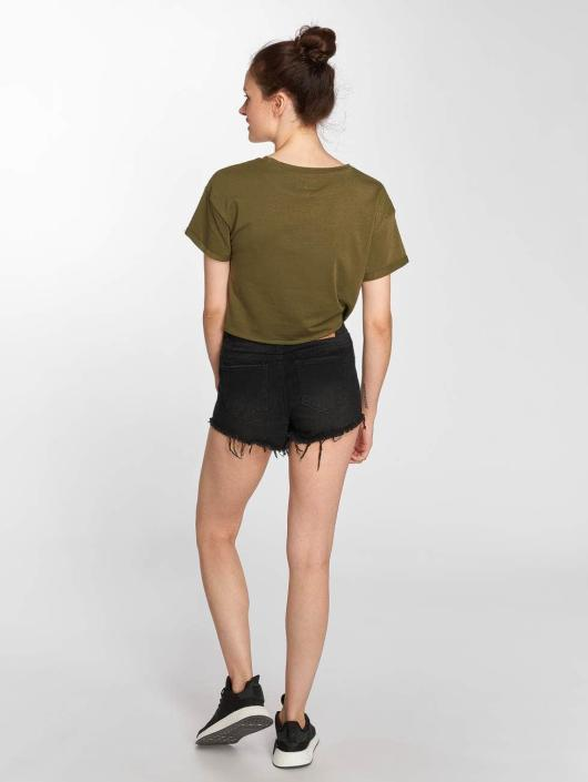 Sixth June T-Shirt Luisa khaki