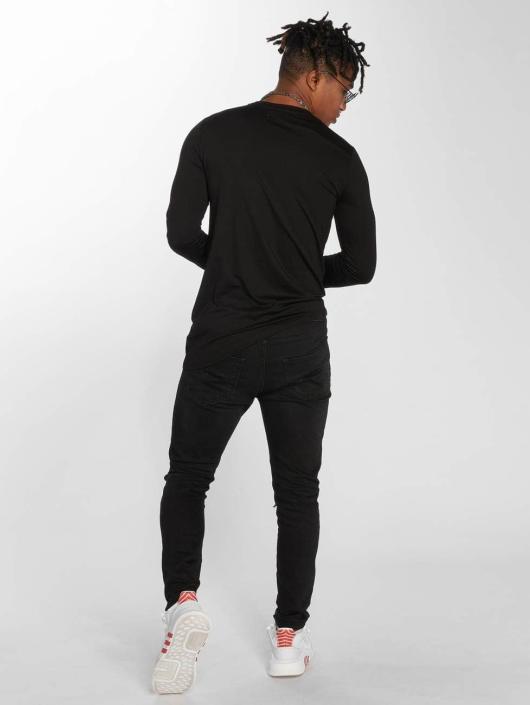 Sixth June T-Shirt manches longues Tōhoku noir