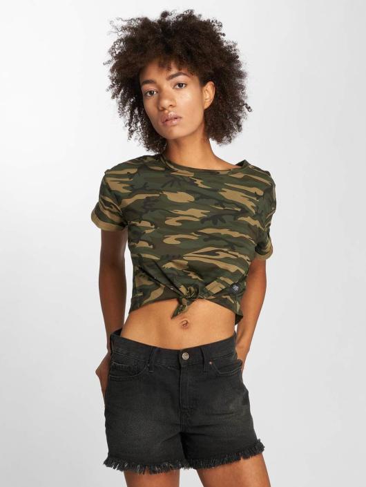 Sixth June T-shirt Shorty mimetico