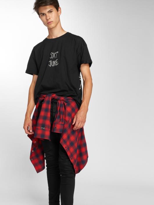 Sixth June T-shirt Short nero