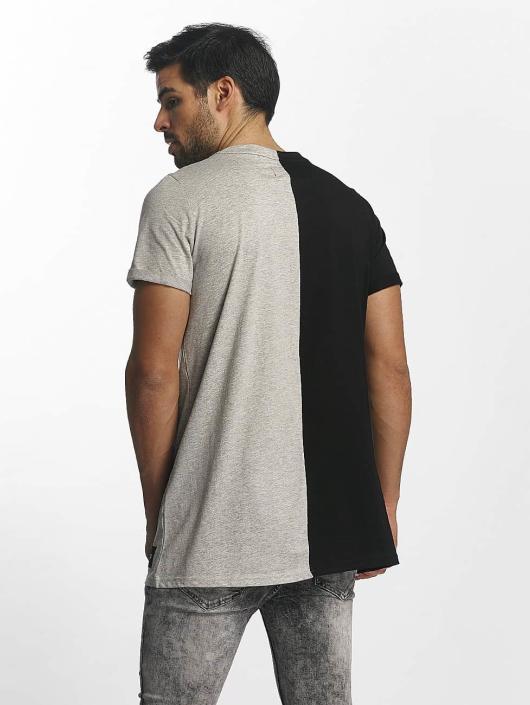 Sixth June T-Shirt Assymetric noir
