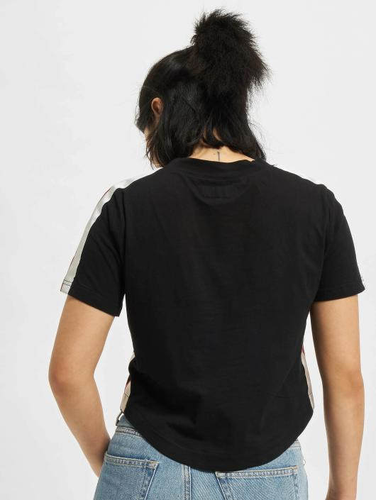 Sixth June T-Shirt Shorty schwarz