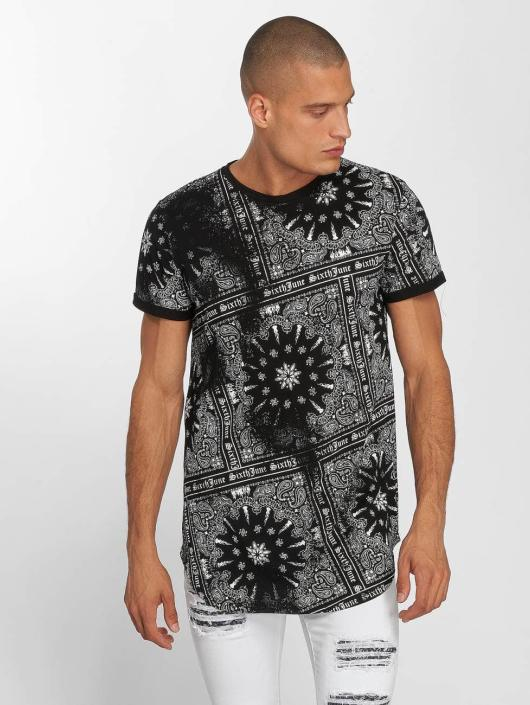 Sixth June t-shirt Myron zwart
