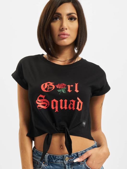 Sixth June t-shirt Girl Squad zwart