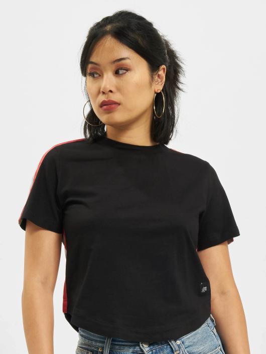 Sixth June T-Shirty Shorty czarny