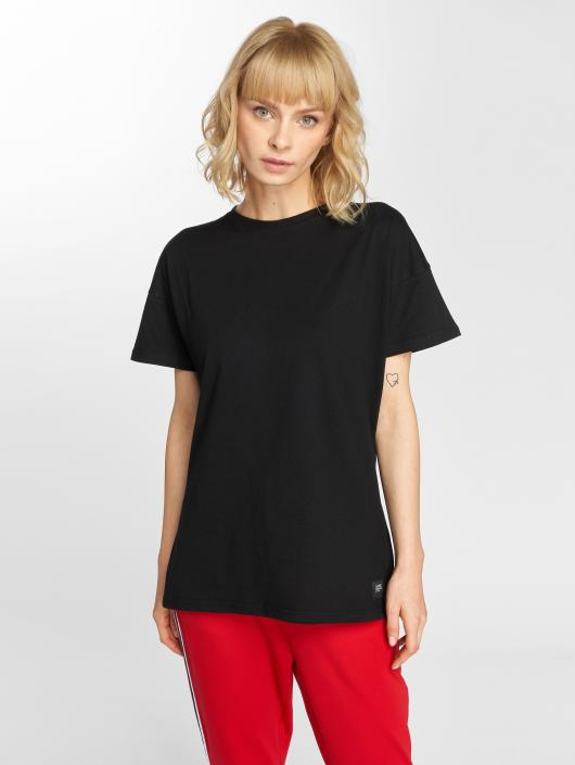 Sixth June T-Shirty Classic Oversize czarny