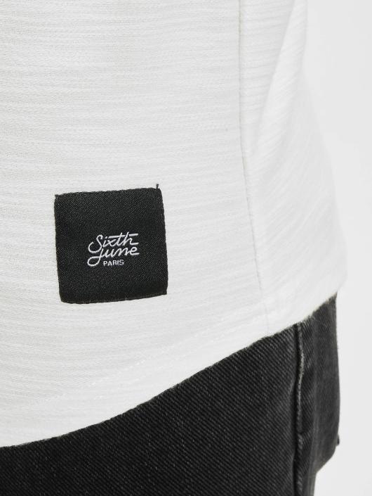 Sixth June T-skjorter Classic hvit