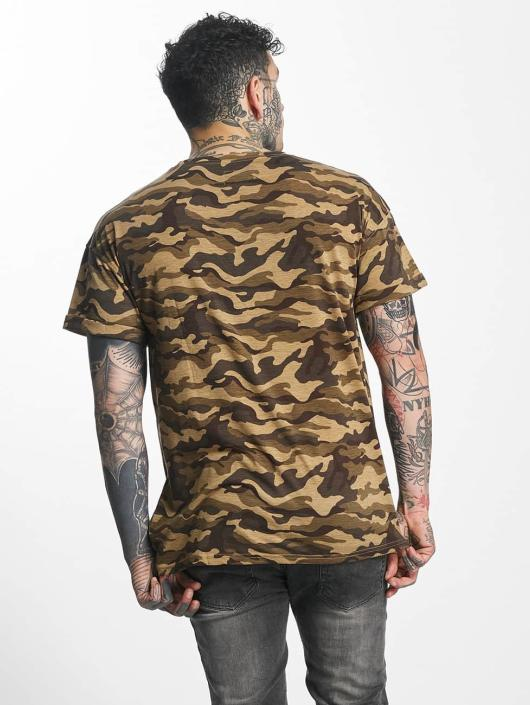 Sixth June T-skjorter Classic Oversize kamuflasje