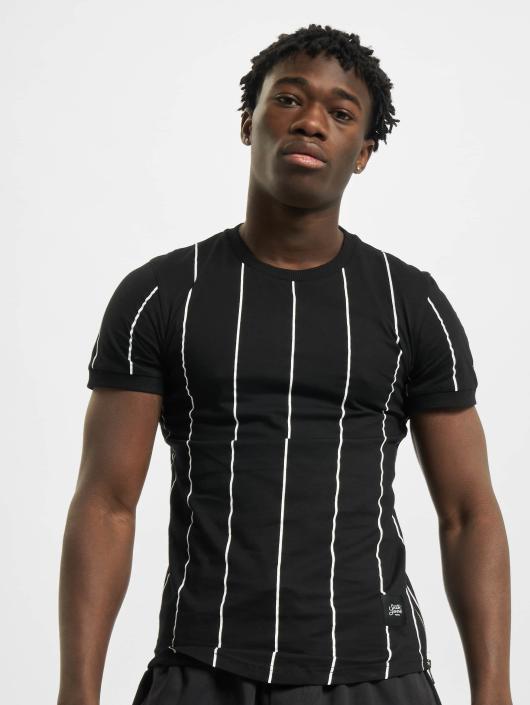 Sixth June T-skjorter Lines svart