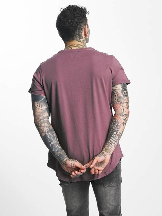 Sixth June Tall Tees Rounded Bottom purple
