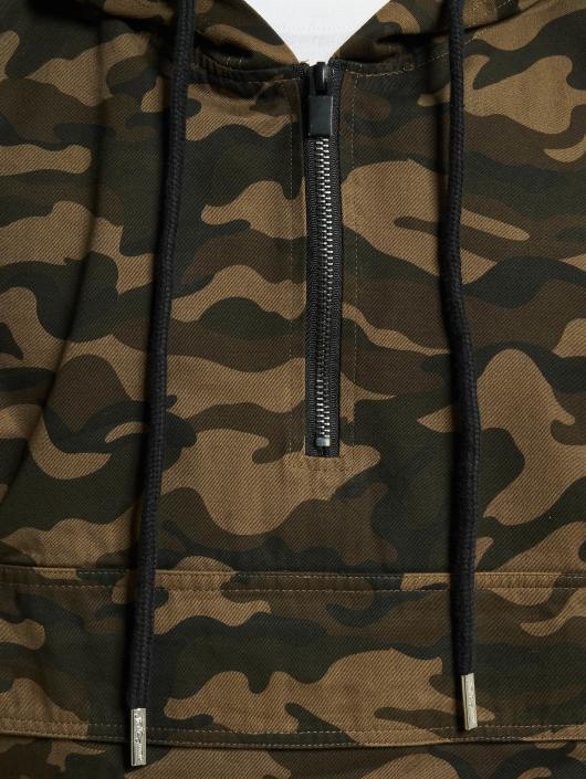 Sixth June Übergangsjacke Little Boxy camouflage