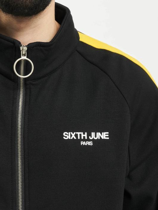 Sixth June Übergangsjacke Transition schwarz