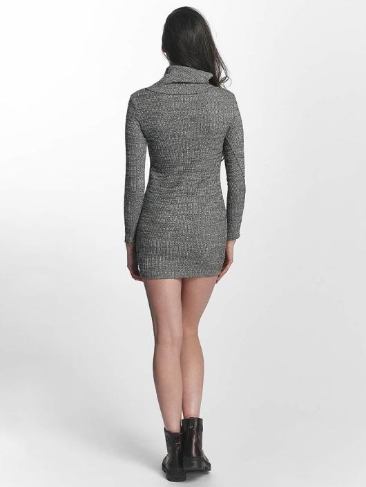Sixth June Vestido Knit Winter gris