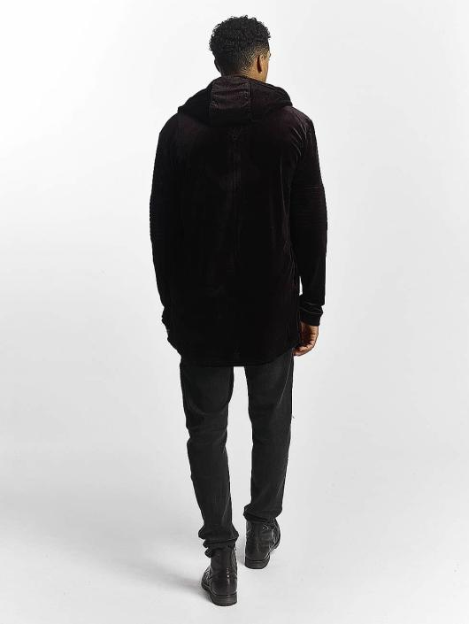 Sixth June Zip Hoodie Skinny black