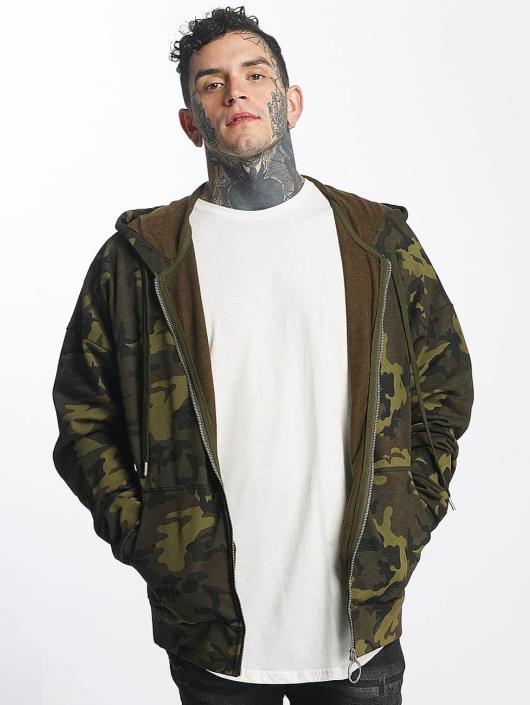 Sixth June Zip Hoodie Classic Oversize camouflage
