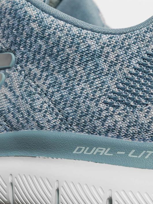 Skechers Sneaker High Energy Flex Appeal 2.0 blau
