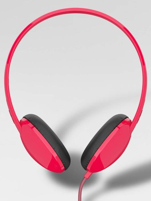 Skullcandy Headphone Stim Mic 1 On Ear red