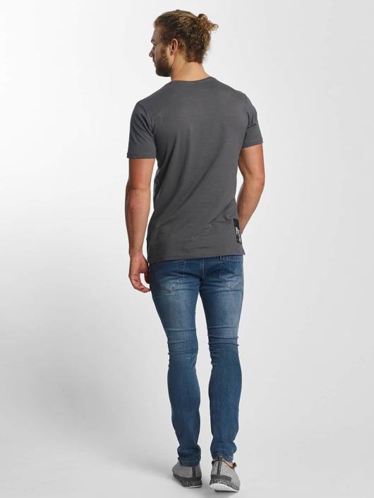 Sky Rebel Camiseta Lean azul